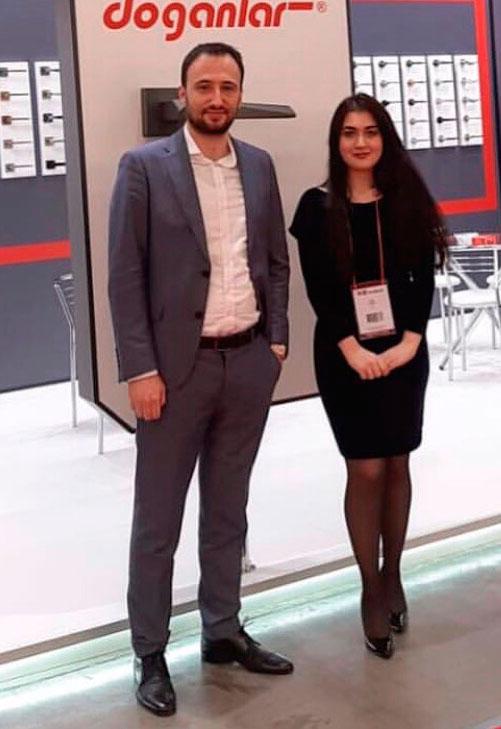 Rusça-Türkçe Tercüman Hostes